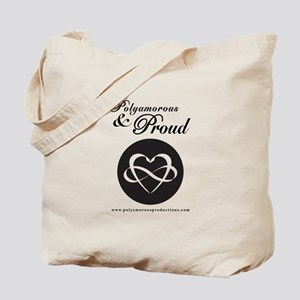 POLY and PROUD Tote Bag