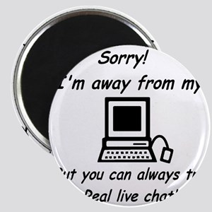 real_live_chat_master Magnet