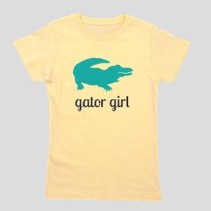 Gator Girl Girl's Tee