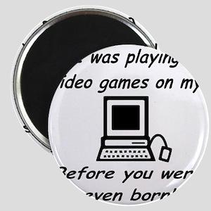 video_games Magnet