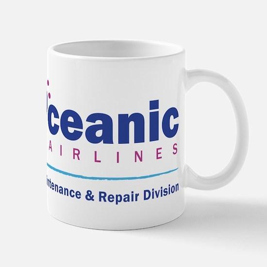 oceanicAirlines_tshirt_light Mug