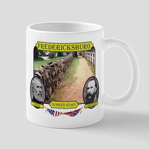 Fredericksburg-Sunken Road Mugs