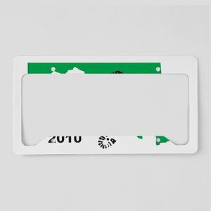TripMD License Plate Holder