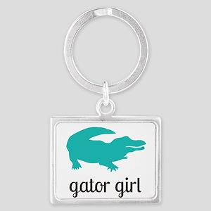 Gator Girl Keychains