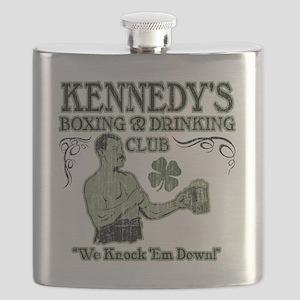 kennedys club Flask