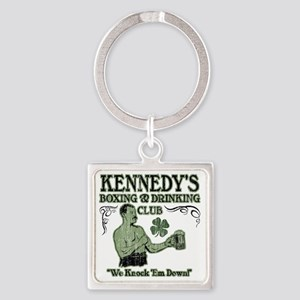 kennedys club Square Keychain