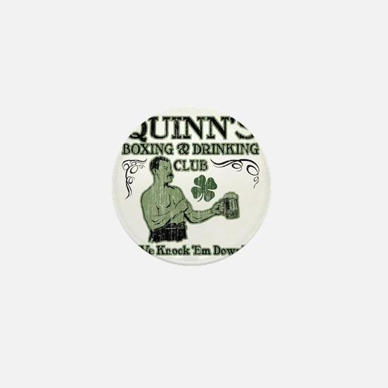 quinns club Mini Button