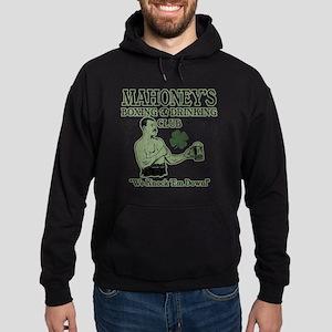 mahoneys club Hoodie (dark)