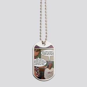 2-Point Of View Dog Tags
