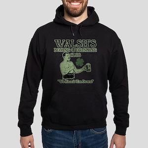 walshs club Hoodie (dark)