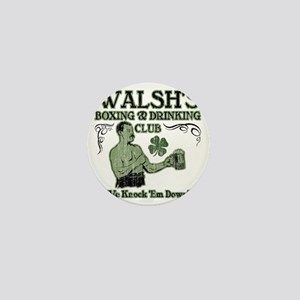 walshs club Mini Button