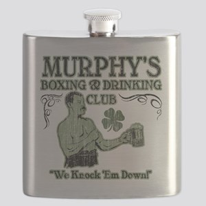murphys club Flask