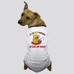 kissmybass50 Dog T-Shirt
