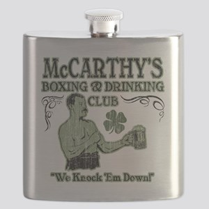 mccarthys club Flask