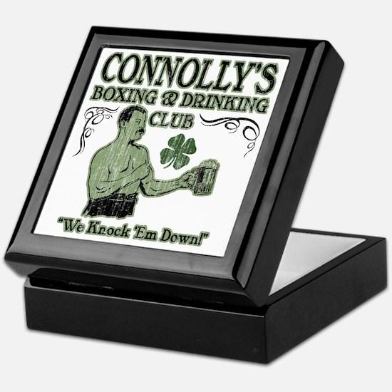 connollys club Keepsake Box