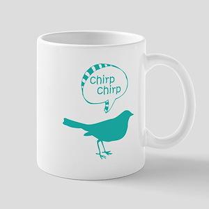 Chirp Chirp Birdie Mugs