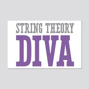 String Theory DIVA Mini Poster Print