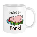Fueled by Pork Mug