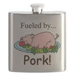Fueled by Pork Flask