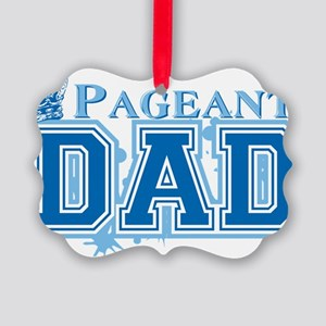Pageant_dadbk Picture Ornament