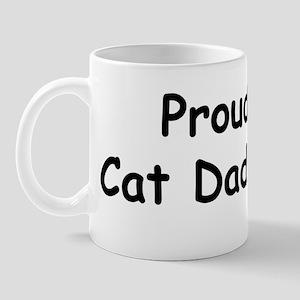 proudcatdaddy Mug
