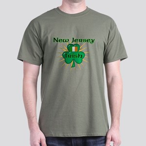 New Jersey Irish Dark T-Shirt