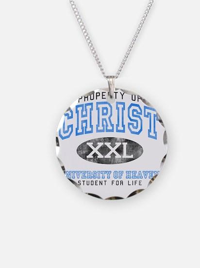Prop Christ Necklace