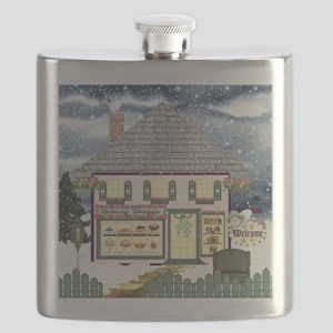 Bakery Shoppe Flask