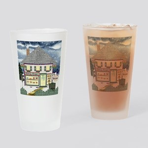 Bakery Shoppe Drinking Glass
