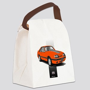85silverbar Canvas Lunch Bag