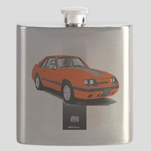 85silverbar Flask