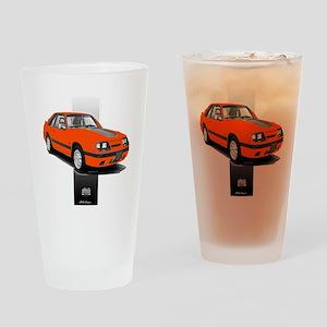 85silverbar Drinking Glass