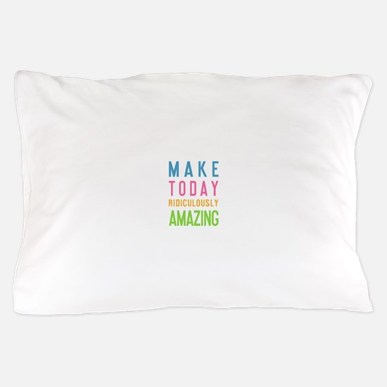 Cute Fitness Pillow Case