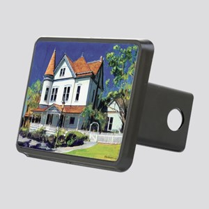 Victorian Mansion by RD Ri Rectangular Hitch Cover