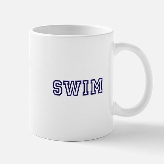 Swim Athletic Mugs
