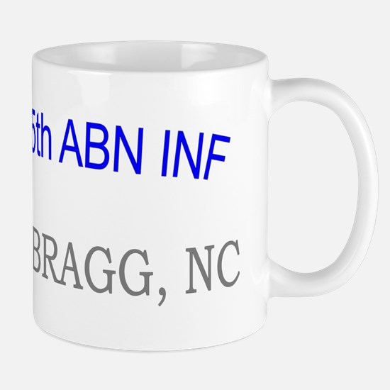 2nd 325th abn inf cap Mug