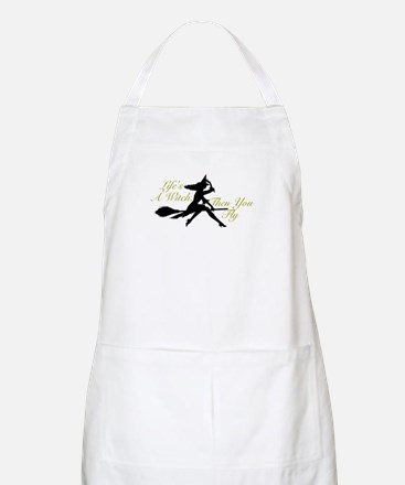 Life's a Witch Apron