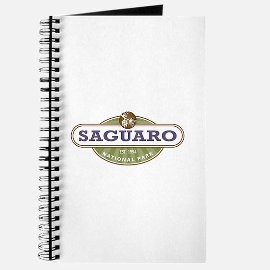 Saguaro National Park Journal
