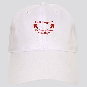 Is It Legal To Carry Guns This Big? Cap