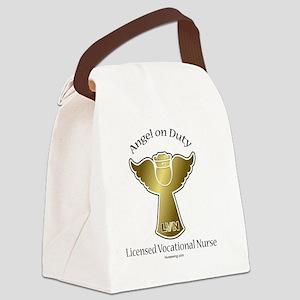 LVN-apic Canvas Lunch Bag