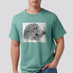 afghan hound Mens Comfort Colors Shirt
