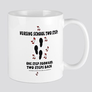 Nursing School Two Step Mug