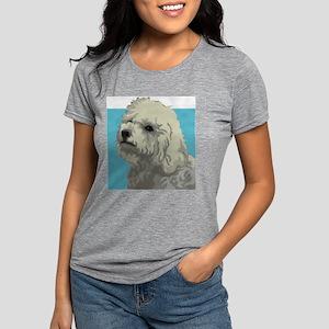 Bolognese Womens Tri-blend T-Shirt
