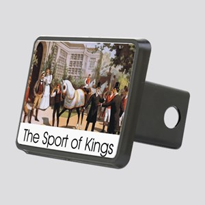Sports of Kings Rectangular Hitch Cover