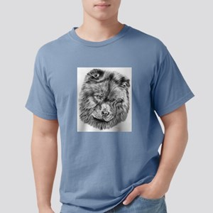 Chow chow Mens Comfort Colors Shirt