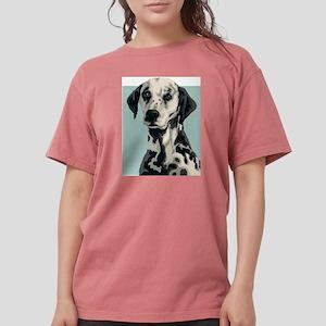 Dalmatian Womens Comfort Colors Shirt