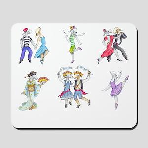 Shirts-Dark-Dancing Bedlies3 Mousepad