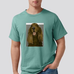 Irish setter Mens Comfort Colors Shirt