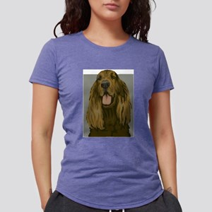 Irish setter Womens Tri-blend T-Shirt