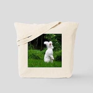 16x20_printstanding Tote Bag